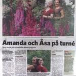 Enköpings-Posten 3/8 2011.
