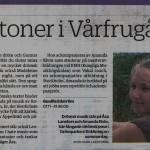 Enköpings-Posten 19/2 2013.